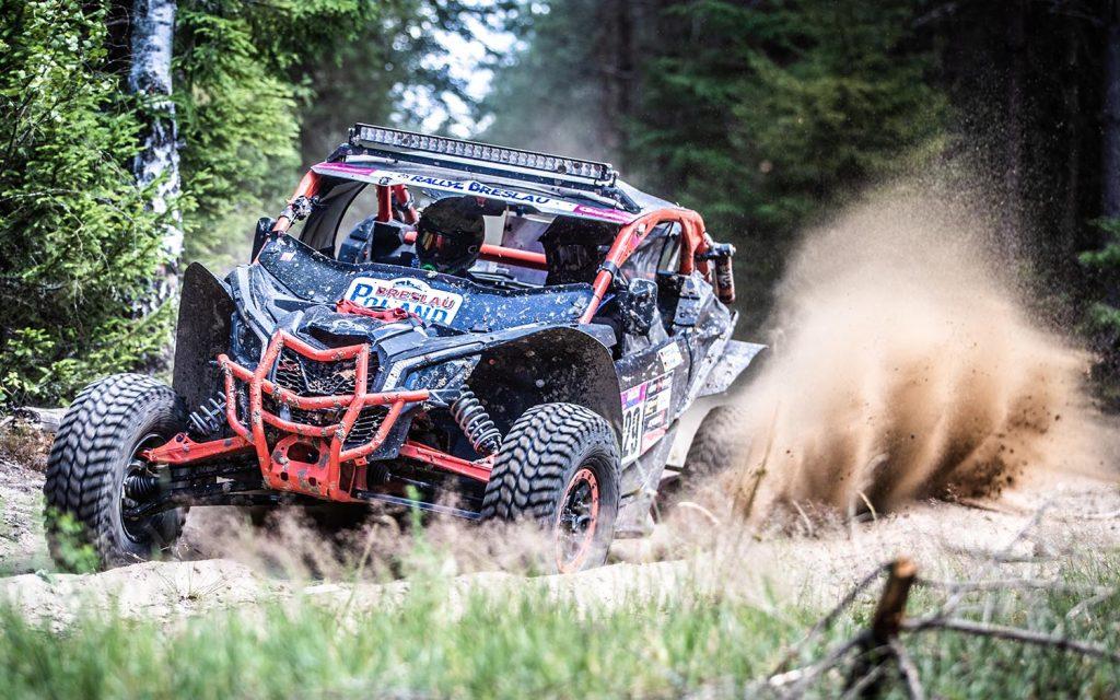 Breslau Rallye 2020: SSV's en trucks