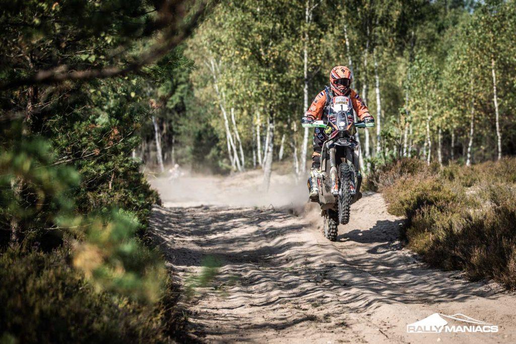 """Pol heeft ritme te pakken in Breslau Rallye: """"Heerlijk gereden"""""""