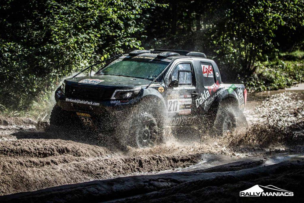 Spanning neemt toe voor slotdag Breslau Rallye