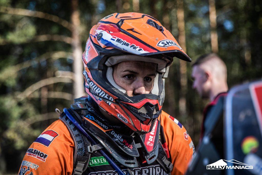 Pol zegeviert tijdens nachtelijke etappe Breslau Rallye