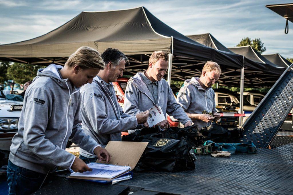 Brinky Rallysport kijkt uit naar start Breslau Rally