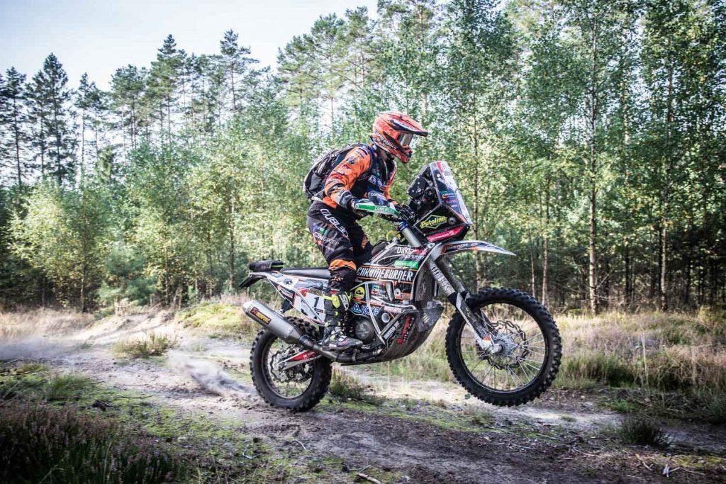 Roestig begin voor Pol in Breslau Rallye 2020