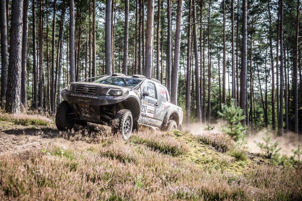 Breslau Rally dag 1: Klaassen opent met winst