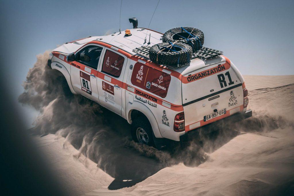 Dakar 2021: voorbereidingen in volle gang