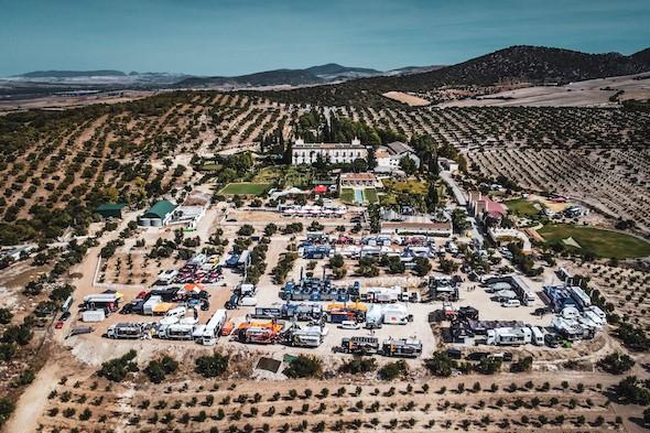 Andalucia Rally 2020 : laatste test voor Dakar