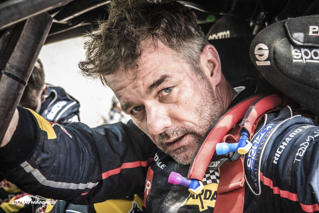 Loeb keert terug in Dakar