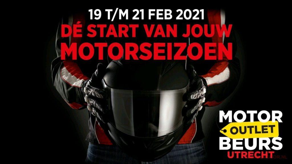MOTORbeurs Utrecht wordt in 2021 MOTORoutletbeurs Utrecht