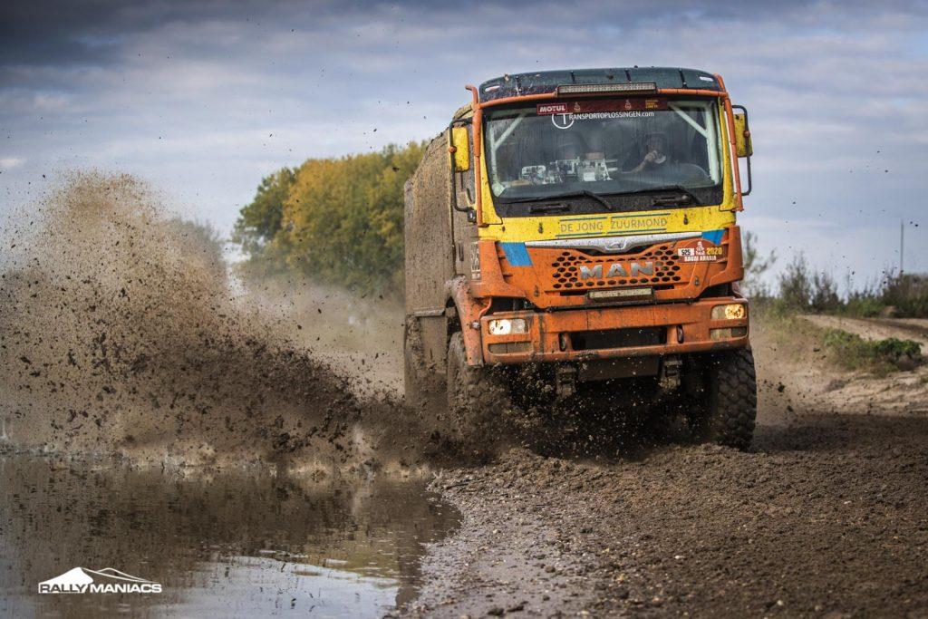 Dakar 2021: Rainbow Truck Team schrijft zich in