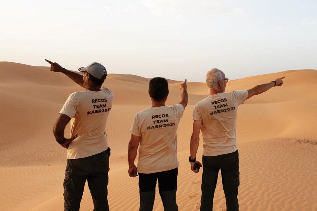 Africa Eco Race 2021 van Dakar naar Dakar dieper Afrika in