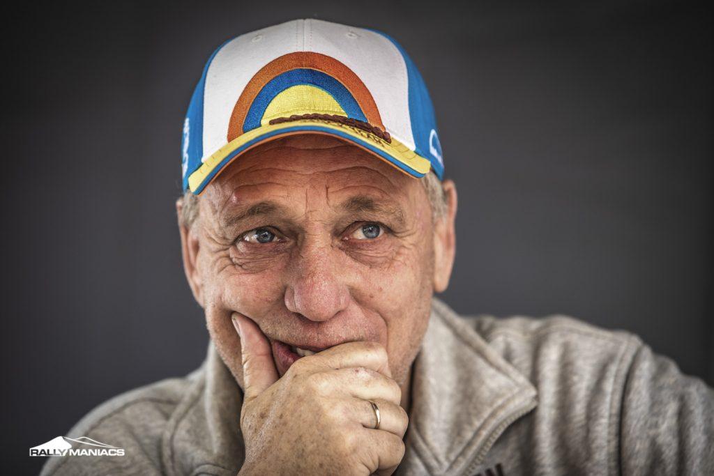 """""""Een stip op de horizon"""" verplaatst! Geen Dakar 2021 voor  Rainbow Truck Team"""