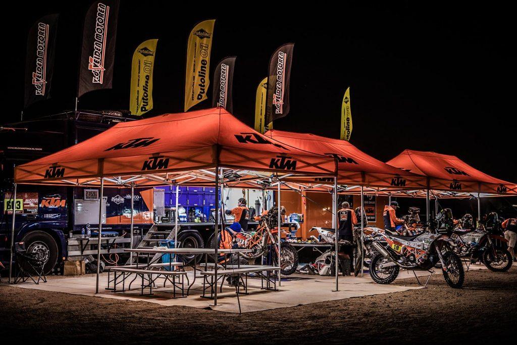Dakar 2021: Bas Dakar KTM Racing Team met drie rijders naar Saoedi-Arabië