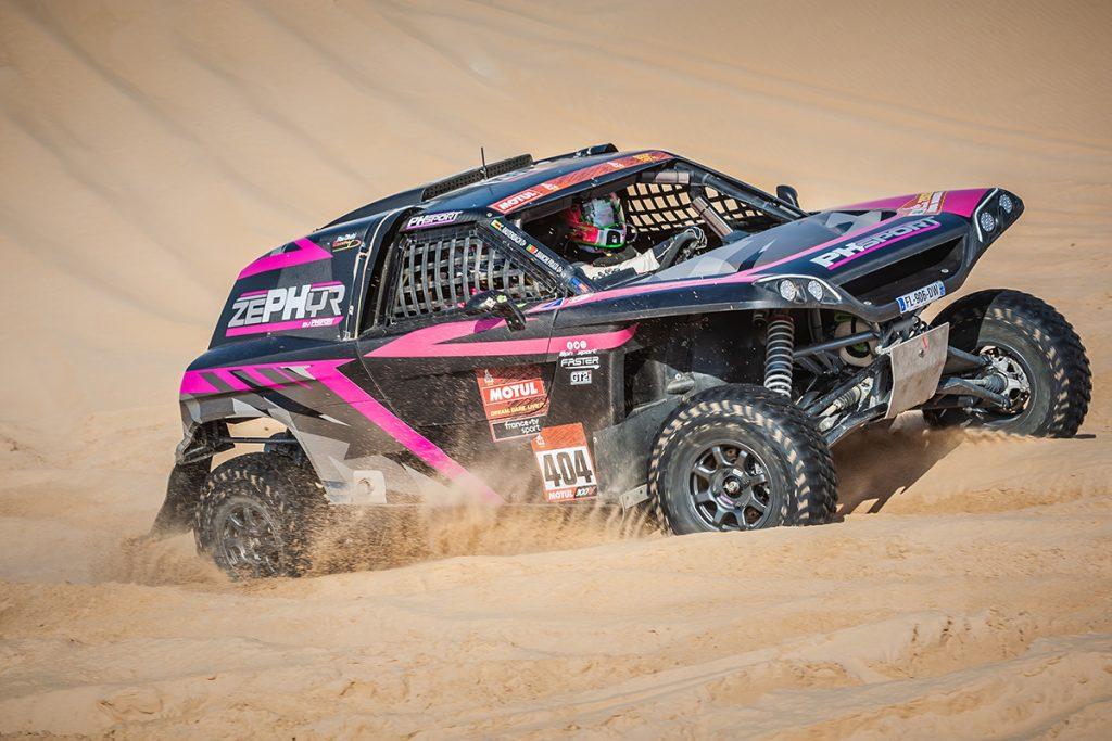 Dakar 2021: Wouter Rosegaar naast Meeke in PH Sport Zephyr