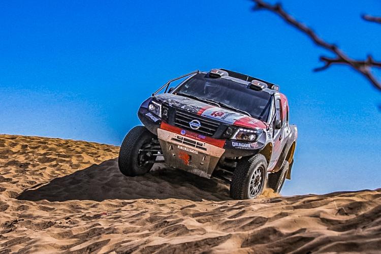 Kalahari Rally 2021: 3 – 10 september