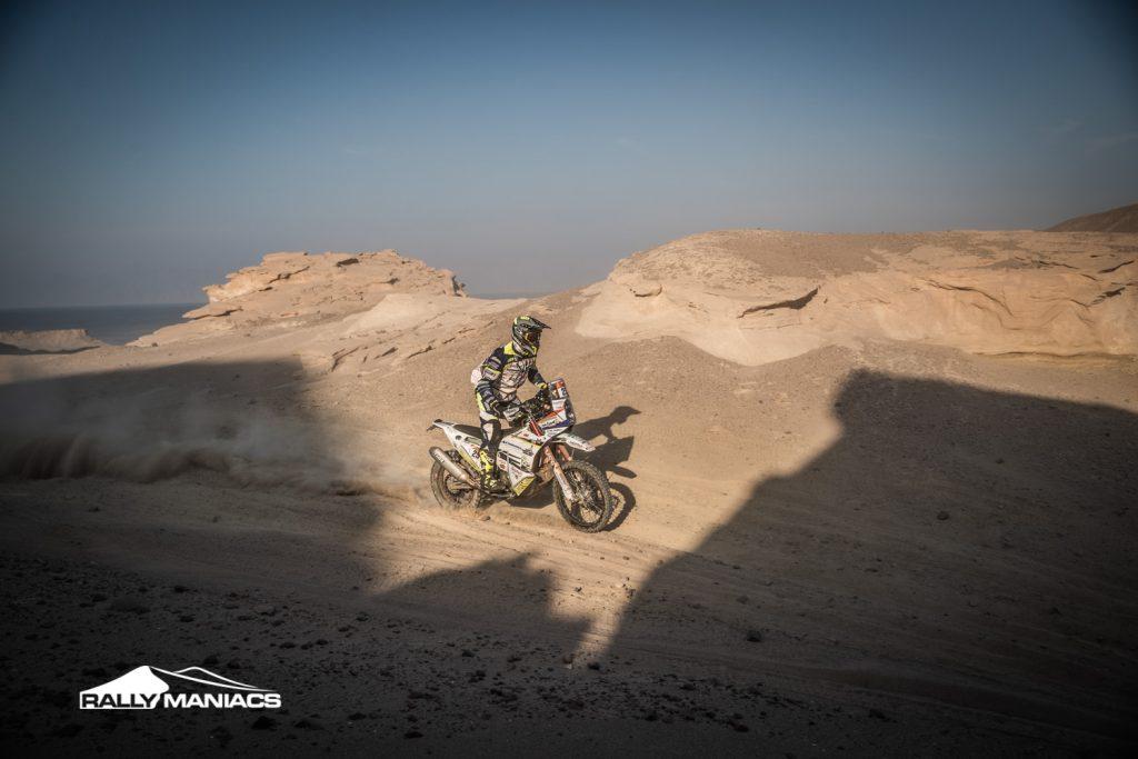 Paul Spierings behaalt beste resultaat in de Dakar Rally tot nu toe