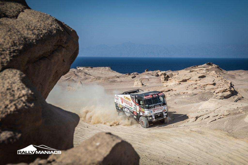 Eurol in Dakar: De Baar schuift richting top-tien