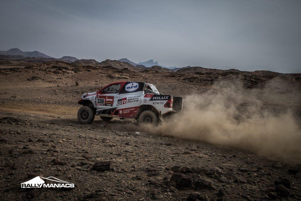 Eurol in Dakar 2021 etappe 11: Al-Attiyah pakt zesde dagzege