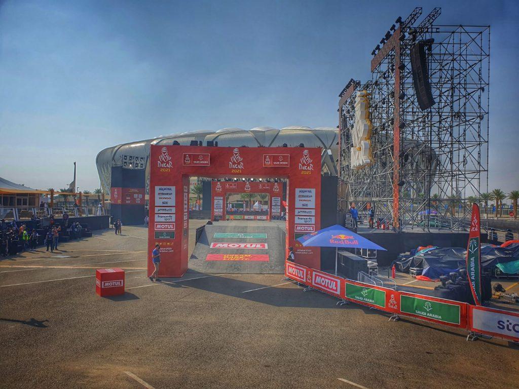 LIVE: De podiumceremonie van Dakar 2021