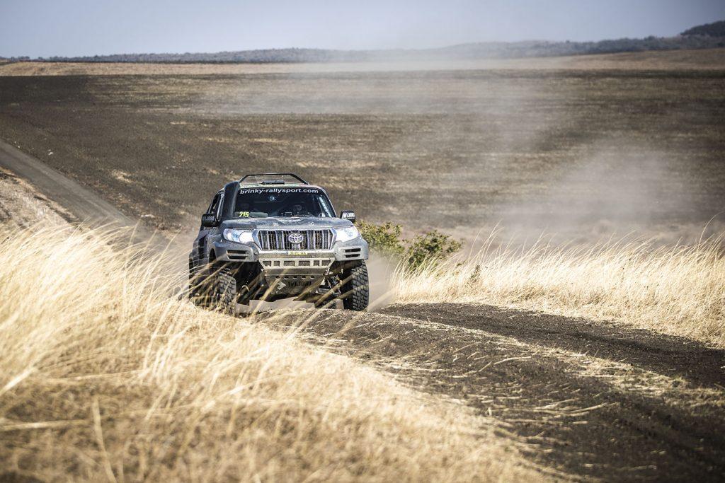 Fenix Rally: nieuwe uitdaging voor Brinky Rallysport