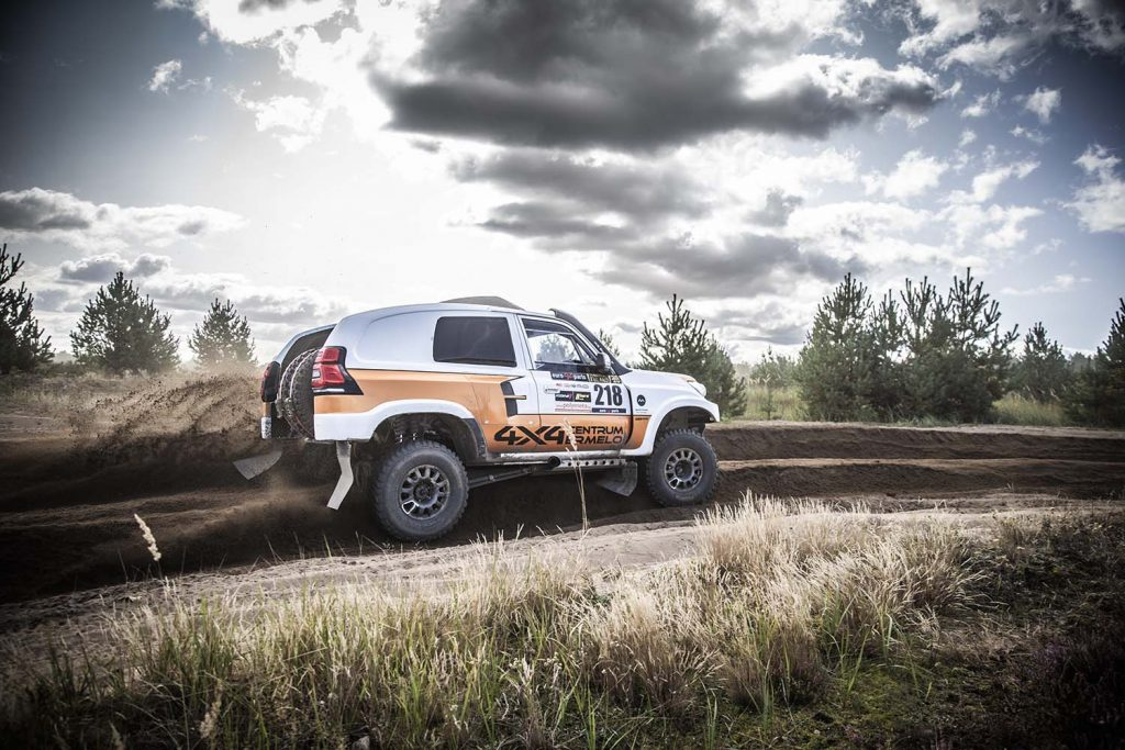 Team 4×4 Centrum Ermelo present in Fenix Rally
