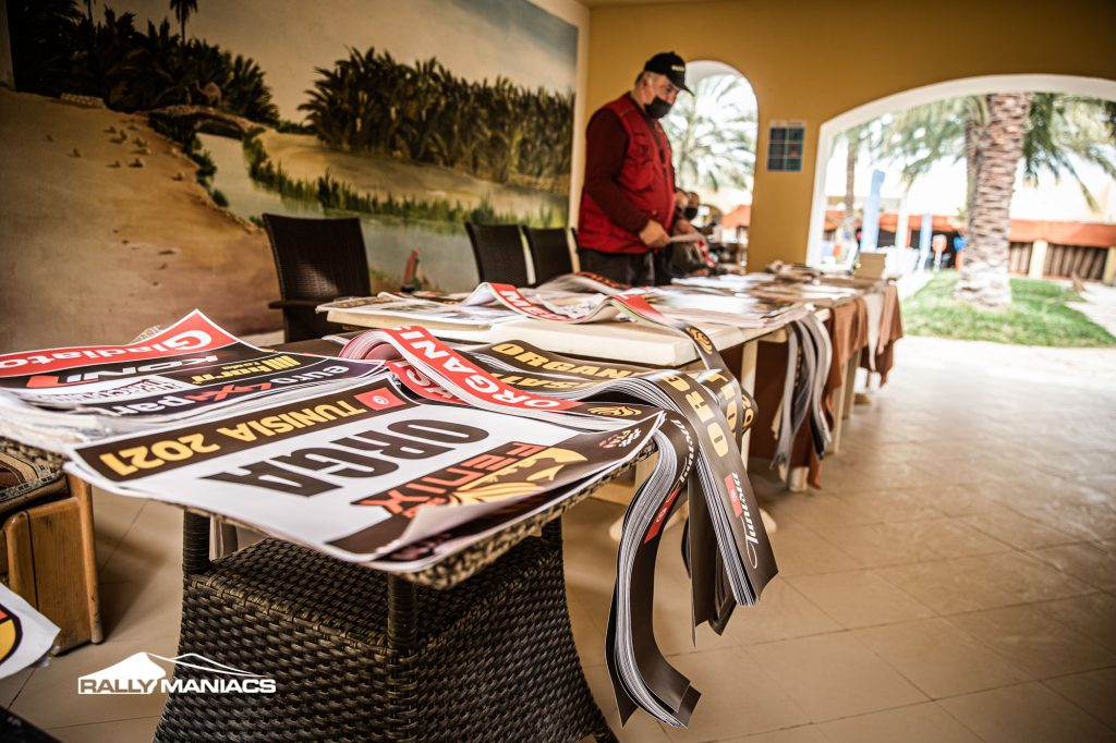Veel animo voor Fenix Rally: meer dan 100 deelnemers aan de start