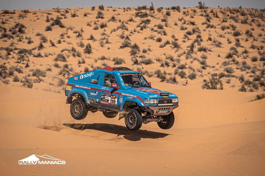 Fenix Rally 2022: 12 – 19 maart