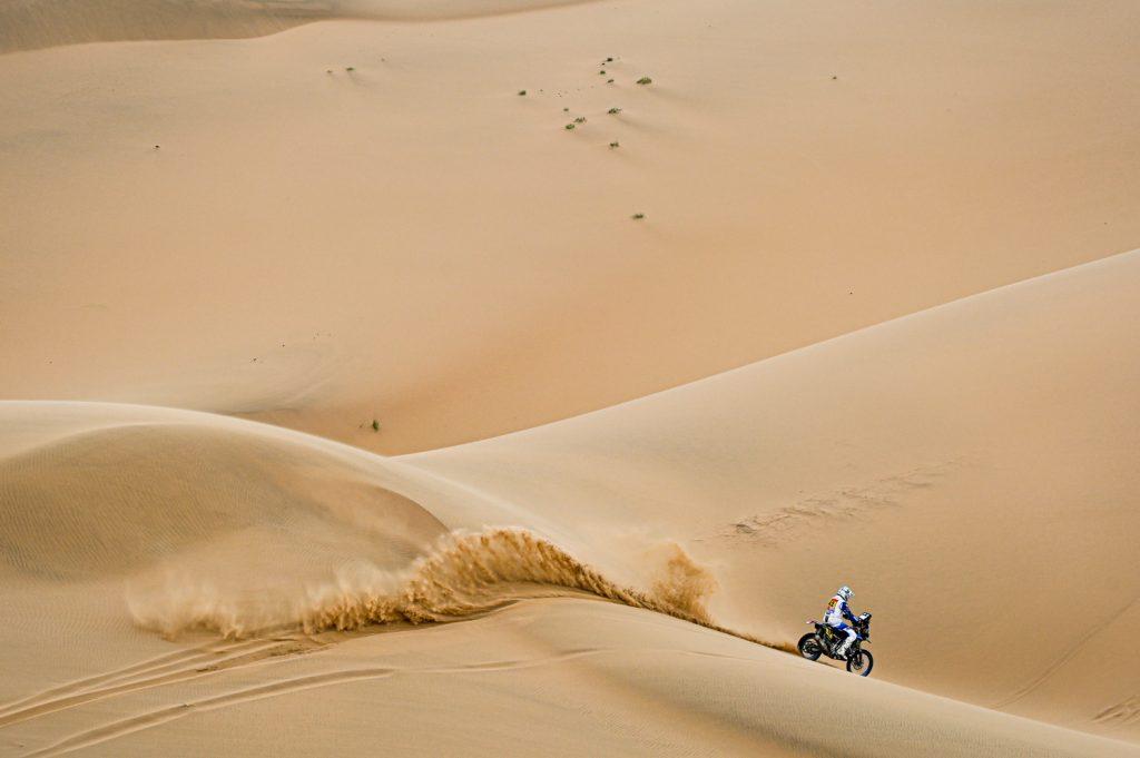 """ASO maakt plannen voor Dakar 2022 bekend: """"Flink meer zand"""""""