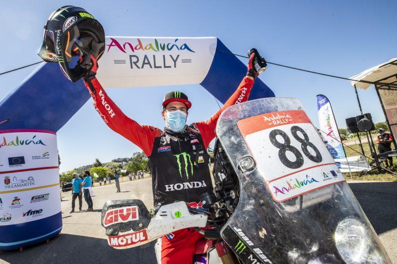 Barreda schrijft Andalucia Rally op zijn naam, Van Wikselaar wint Enduro Cup