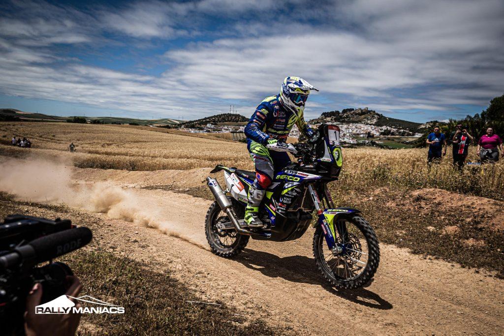 Santolino wint in Andalucia Rally, Nederlanders dominant in Open klasse