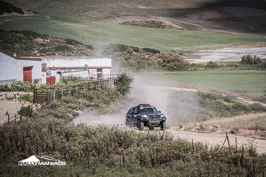 Brinky Rallysport wil scoren in Breslau Rally