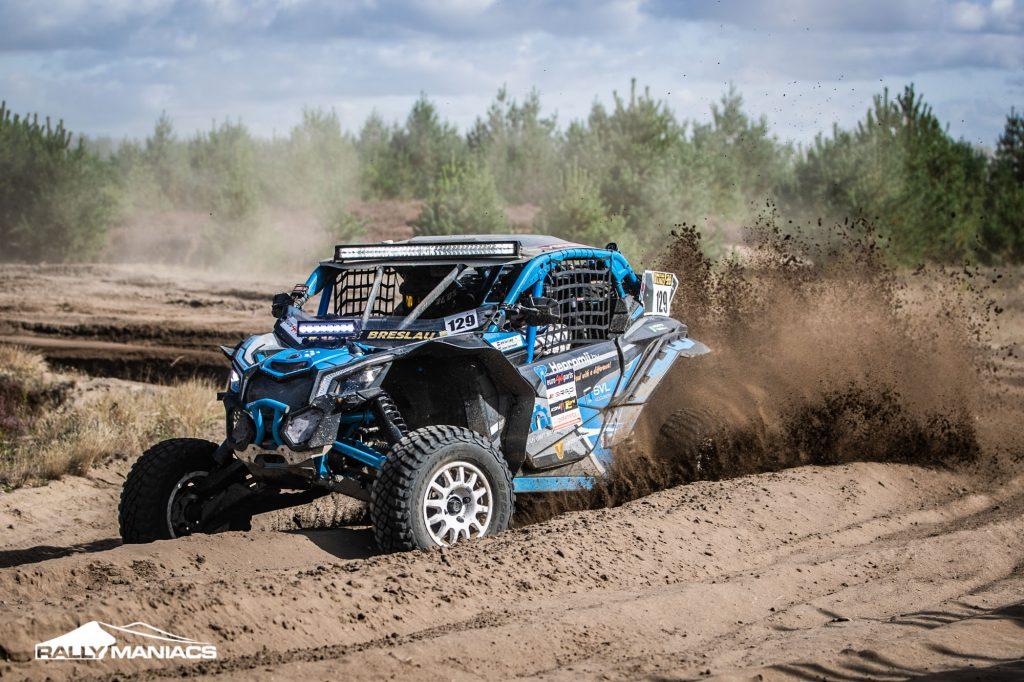 Ongekend groot deelnemersveld Breslau Rally 2021