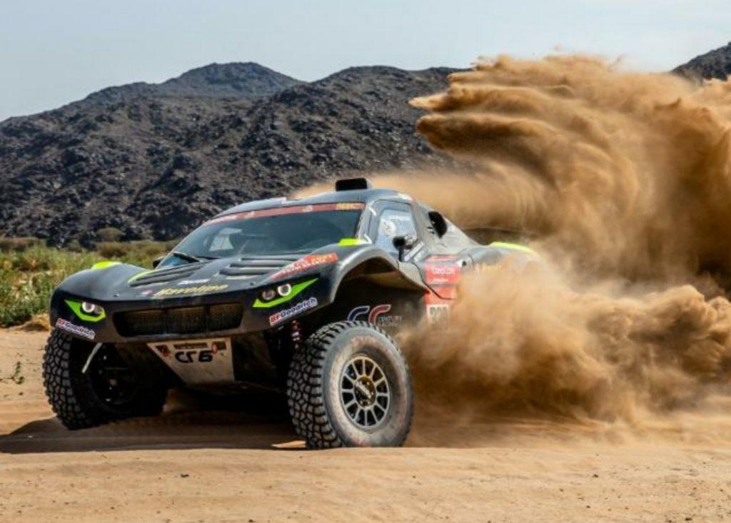 Kalahari Rally 2021 3 – 10 september: all systems go