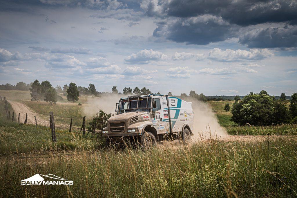 Wingens vliegend naar winst in vierde etappe Breslau Rallye