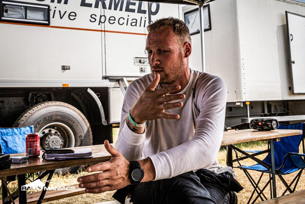 """Brinky Rallysport blijft loeren: """"Er kan nog veel gebeuren"""""""