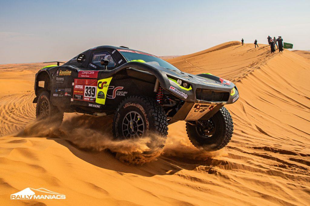Kalahari Rally 2021: deelnemersveld groeit
