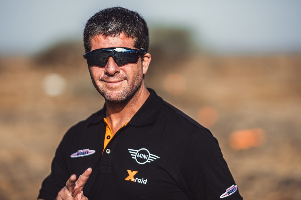 Orlando Terranova stapt over naar BRX Hunter van Prodrive