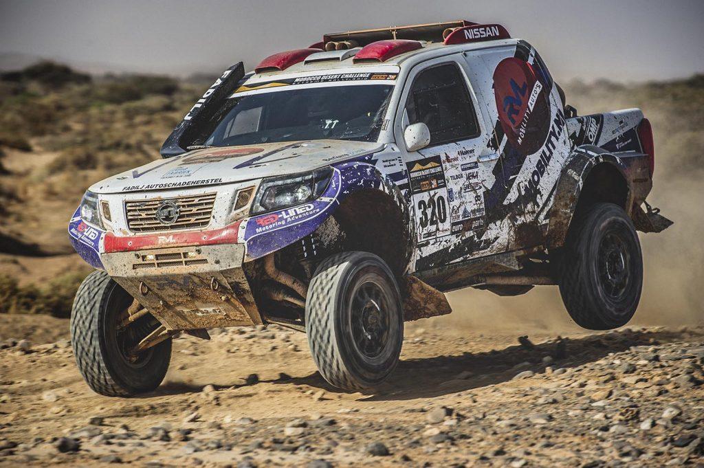 """Finish halen in Breslau Rallye """"niet genoeg"""" voor Ronald van Loon"""