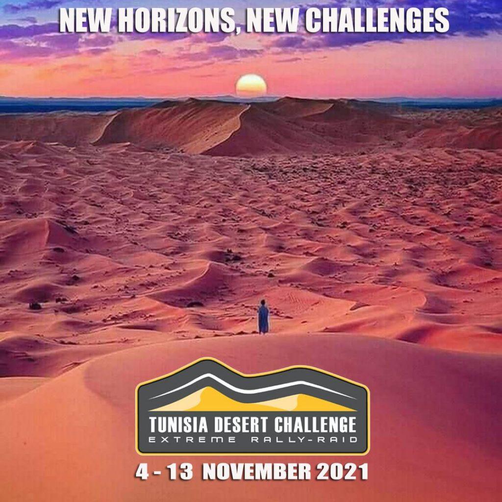 Tunisia Desert Challenge 2021: 4 – 13 november