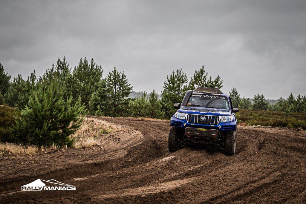 Dramatische finale Breslau Rallye: Winst voor Van den Brink en Van Groningen