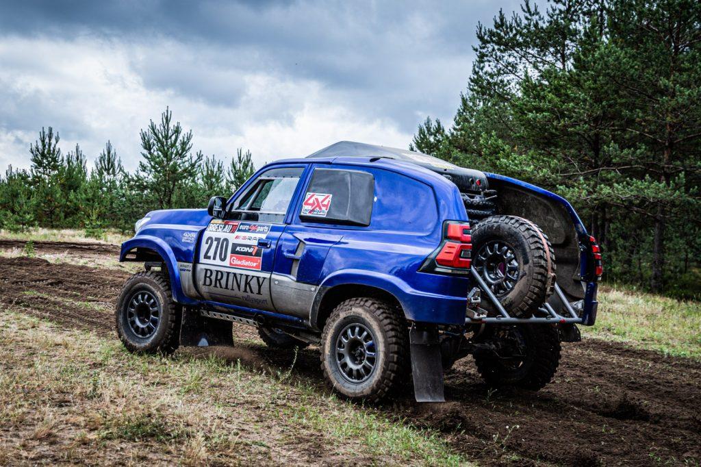 Van den Brink en Heimans schrijven Breslau Rallye op hun naam