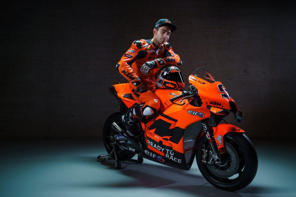 KTM doet MotoGP rijder Petrucci aanbod voor Dakar