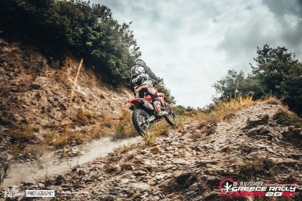 Svitko opent met winst in Greece Rally