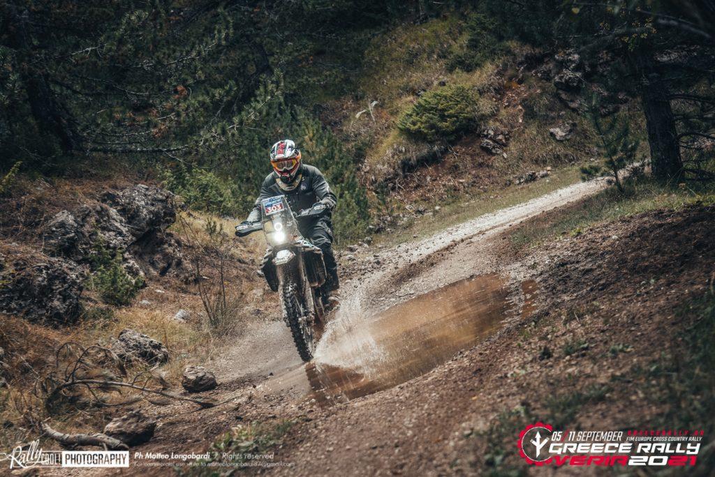 Svitko loopt verder uit in Greece Rally, Kersten beste Nederlander
