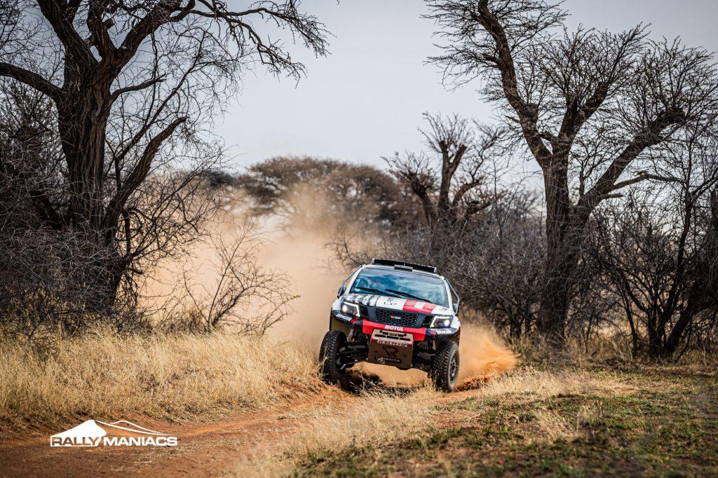 Kalahari Rally 2021: Rustig opwarmen met Super Special