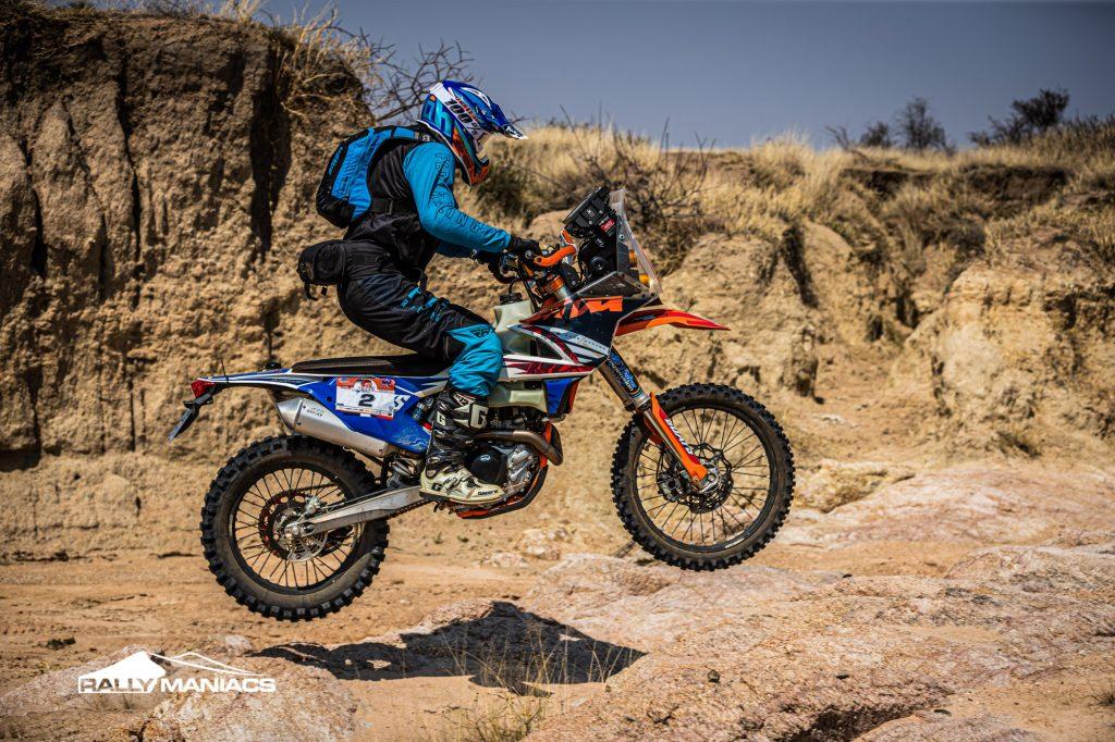 Kalahari Rally 2021: Eerste etappe direct een serieuze beproeving