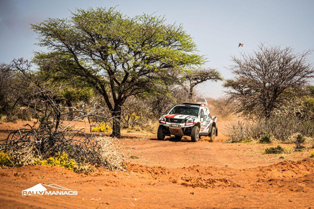 Kalahari Rally 2021: Basson verslaat Marsh in secondenspel