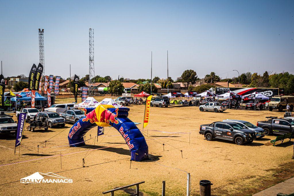 Kalahari Rally 2021: papierwerk bijna gedaan, tijd om te racen