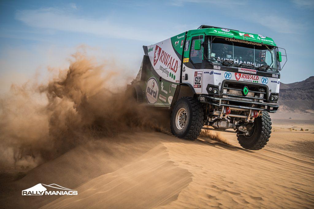 Succesvolle tweede test geeft vertrouwen voor Dakar 2022