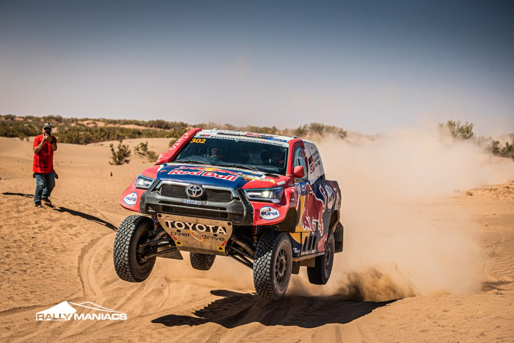 Quintanilla, Al-Attiyah en Zuurmond winnen Rallye du Maroc